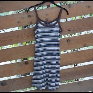 Vintage 90s Tank Top Dress by No Boundaries